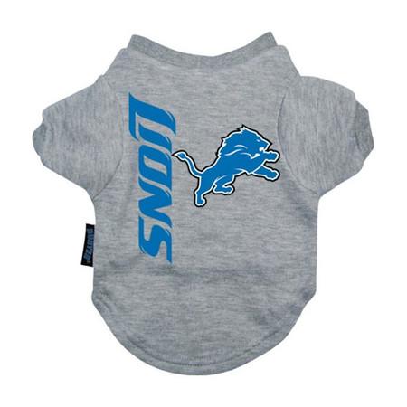 Detroit Lions Dog T-Shirt