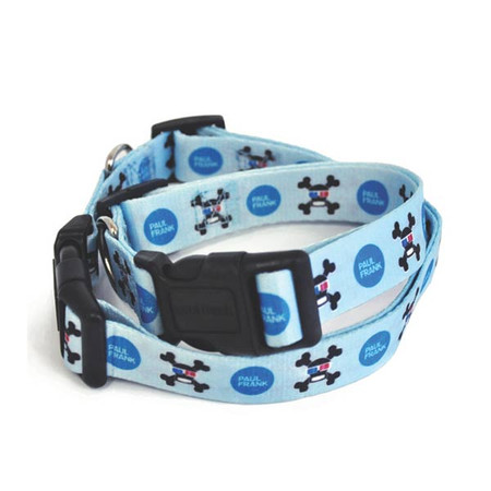 Paul Frank 3D Skurvy Nylon Dog Collar