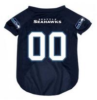 Seattle Seahawks Dog Jersey