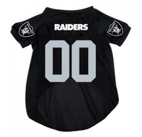 Oakland Raiders Dog Jersey