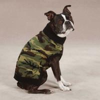 Camo Dog Sweaters