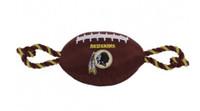 Washington Redskins Nylon Football Dog Toy