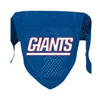 New York Giants Mesh Dog Bandana