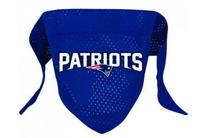 New England Patriots Mesh Dog Bandana