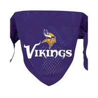 Minnesota Vikings Mesh Dog Bandana