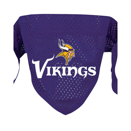 Minnesota Vikings Mesh Dog Bandana