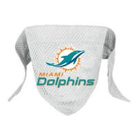 Miami Dolphins Mesh Dog Bandana