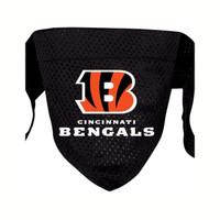 Cincinnati Bengals Dog Bandana