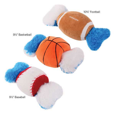 Champion Double Tugger Dog Toys