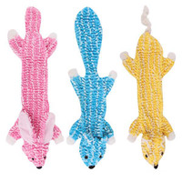 Scruffy Unstuffies Dog Toys