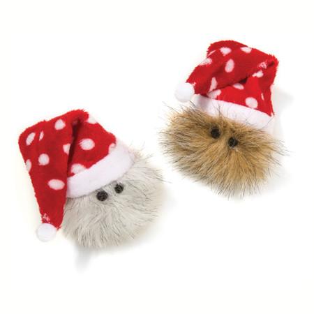 Ho Ho Hairballs Catnip Toys