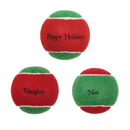 Naughty & Nice Tennis Balls
