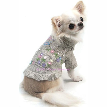 Oscar Newman Little Miss Perfect Sweater
