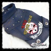 Wooflink Rock Never Dies Jacket