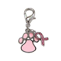 PAWsitivity D-Ring Dangler Charm
