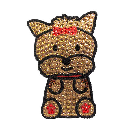 Love My Breed Rhinestone Stickers