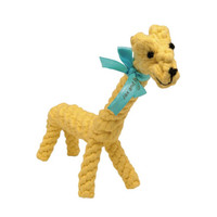 Jerry Giraffe Rope Dog Toy