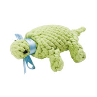Ted the Turtle Rope Dog Toy