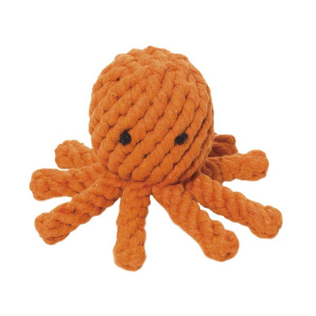 Elton Octopus Rope Dog Toy
