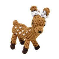 Daphne Deer Rope Dog Toy