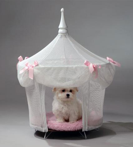 Sugarplum Princess Harem Tent Bed