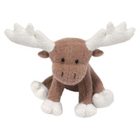 Moose Woolie Dog Toy