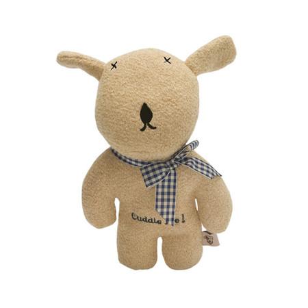 Teddy Bear Woolie Dog Toy
