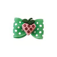 Pinkberry Dog Bow
