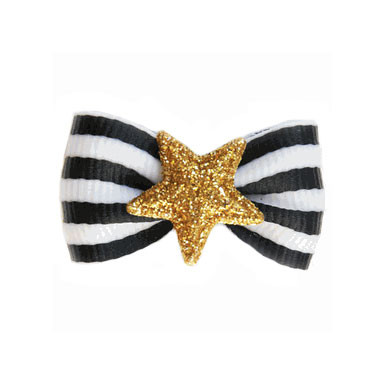 Star Bright Dog Bow