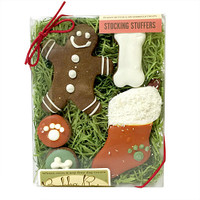 Stocking Stuffers Boxed Dog Treats