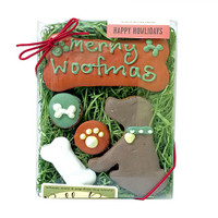 Happy Howlidays Boxed Dog Treats