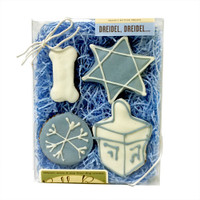 Dreidel, Dreidel Boxed Dog Treats