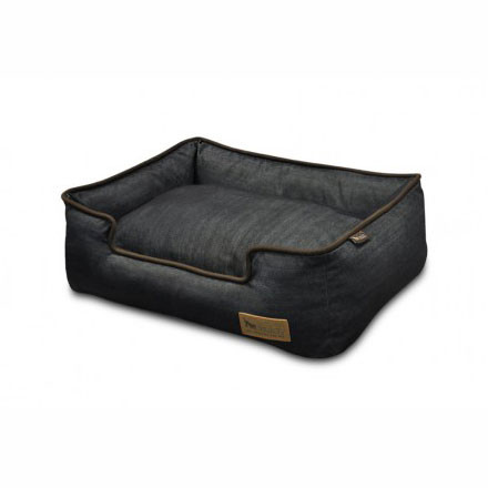 Urban Denim Lounge Dog Bed