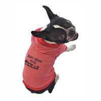 Don't Mess with Texas Dog Hoodie