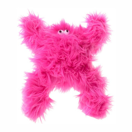Pink Boogey Dog Toy