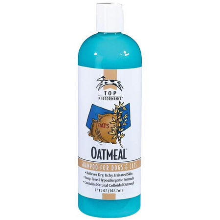 Oatmeal Shampoo for Dogs - Soap Free