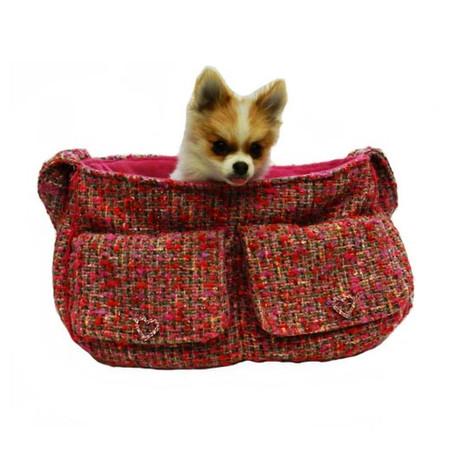 Pretty in Pink Snuggle Sack
