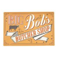 Big Bob's Dog Placemat
