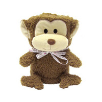Mookie the Monkey Pet Blanket