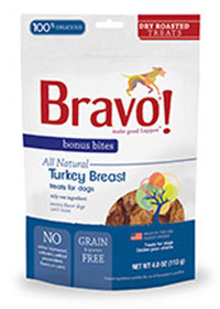 Bravo Bonus Bites Roasted Turkey Breast Strips