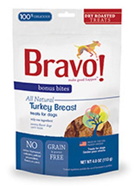 Bravo Bonus Bites Roasted Turkey Breast Strips