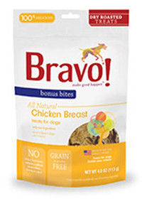 Bravo Bonus Bites Roasted Chicken Breast Strips