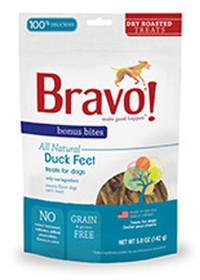 Bravo Bonus Bites Roasted Duck Feet