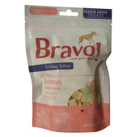 Bravo Bonus Bites Freeze Dried Salmon Treats