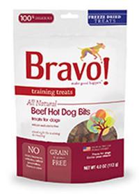 Bravo All Beef Hot Dog Training Treats
