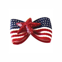 Twinkle Dog Bow