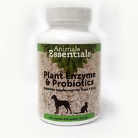 Plant Enzymes & Probiotics Supplement