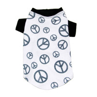 Peace Thermal Tee