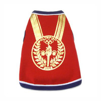 Olympic Gold Medal Dog Tank