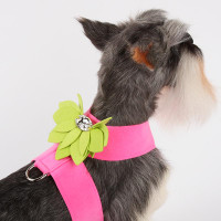 Susan Lanci Two Tone Water Lily Tinkie Harnesses
